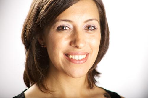 María Victoria Fernández, musicoterapeuta.